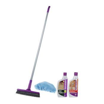 Rejuvenate 24oz. Grout Deep Cleaner w/Brush & 16oz. Floor Restorer