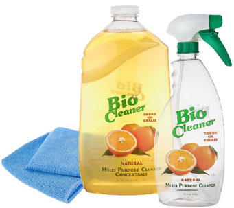Bio Cleaner 64oz. Supersize Multi-Purpose Concentrated Cleaner - V33224