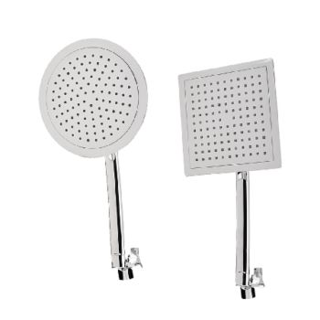 HotelSpa 9 Large Round or Square Rainfall Shower Head