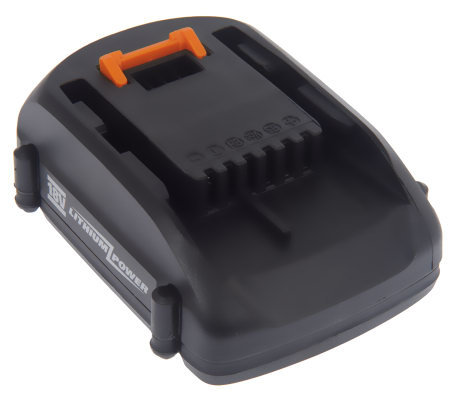 Worx 18V Lithium Ion Rechargeable Battery