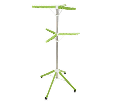 The Green Tree Foldable Heavy Duty Drying and Storage Rack