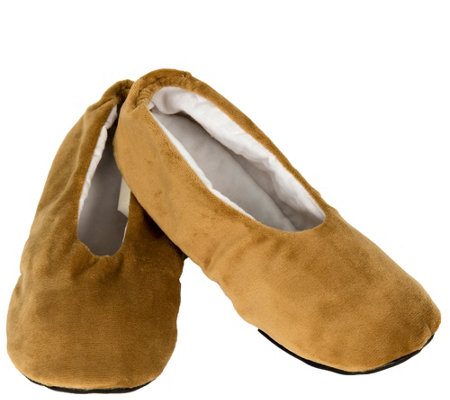 Slip on Pedi Moisturizing Slippers