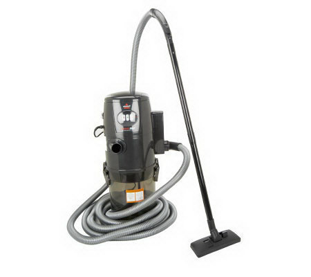 bissell 6 gallon garage pro wetdry vacuum w turbo tools