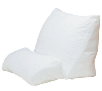 Contour 4-Way Flip Back Support Pillow - V119528