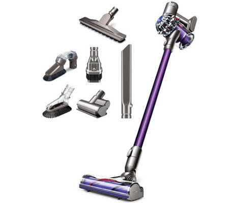 Dyson V6 Animal CordFree Vacuum with Tools & Attachments