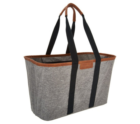 SnapBasket Luxe Collection Collapsible Multi-Purpose Tote