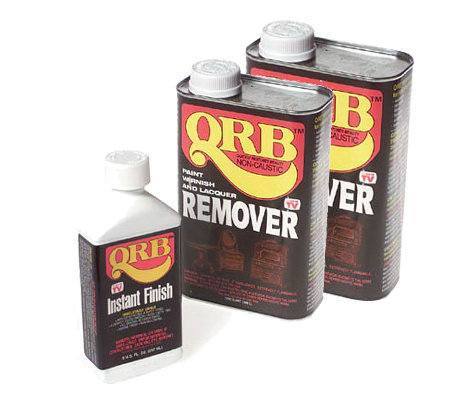 QRB 2 Step Furniture Refinishing Kit