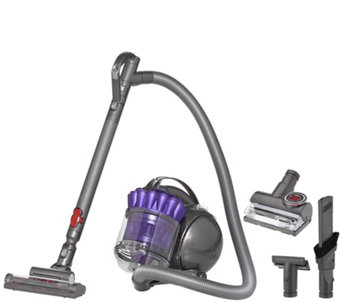 Dyson Ball Animal Canister Vacuum with Tools & HEPA Filtration - V34431