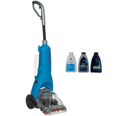 Nice Bissell PowerClean Turbo Deep Clean Carpet U0026 Rug Cleaner