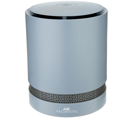 """As Is"" Air Innovations Max Clean Compact Air Purifier w/ PermanentFilter"