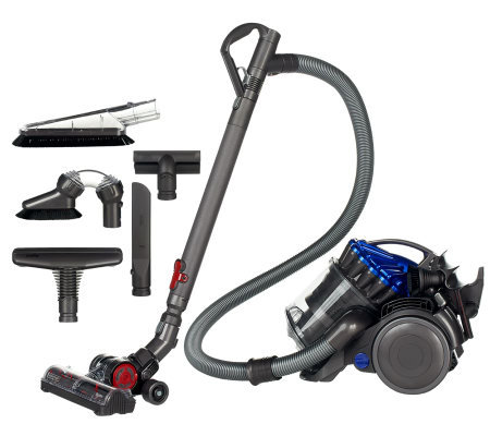 dyson dc23 turbinecanister w mattress tool soft dusting multi angletool page 1. Black Bedroom Furniture Sets. Home Design Ideas