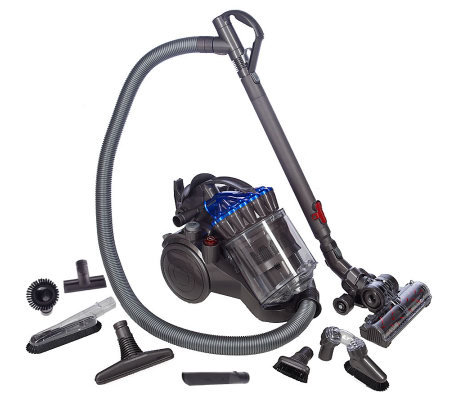 dyson dc23 canister vacuum w accessories page 1. Black Bedroom Furniture Sets. Home Design Ideas