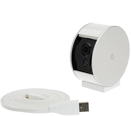 Myfox Security Camera w/Night Vision & Privacy Shutter