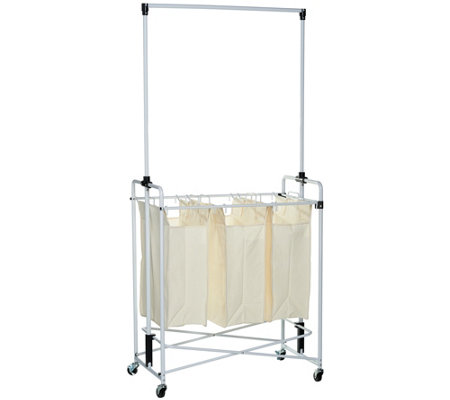 Pop-It Collapsible Laundry Sorting &Drying Station