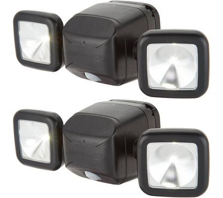 Mr beams s2 600 lumen dual head motion sensor security lights mr beams s2 600 lumen dual head motion sensor security lights workwithnaturefo