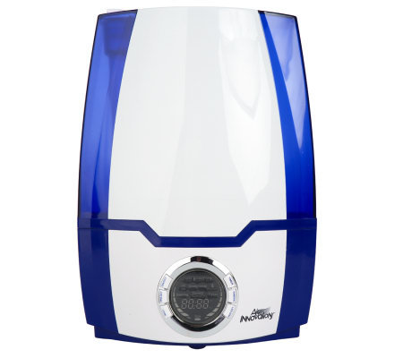 Air Innovations Ultrasonic Digital Humidifier with Digital Display