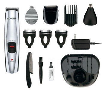 Conair 13-Piece All-In-One Grooming System - V117838