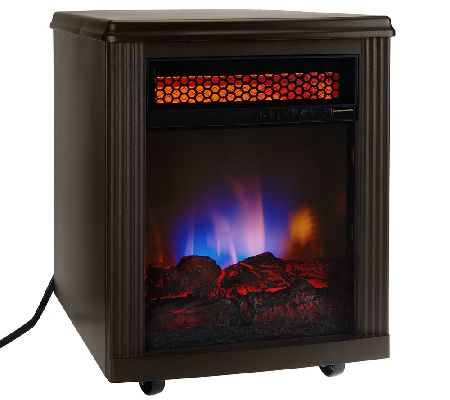 Twin Star Home Infrared Electric Quartz Fireplace Heater - Page 1 ...