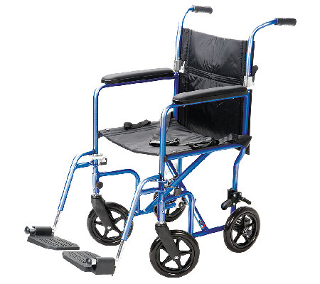 Carex Classics Mobility Wheel Transport Chair