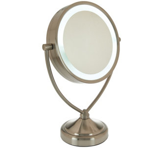 Conair 10x/1x Magnification Lighted Mirror - V33641