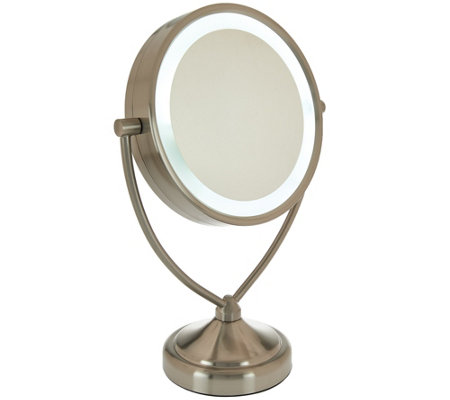 Conair 10x/1x Magnification Lighted Mirror