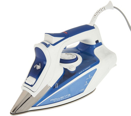 Rowenta Steam Power 1750W Iron with Precision Tip Soleplate
