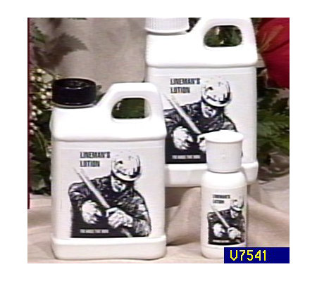 Lineman's Lotion for Body and Hands