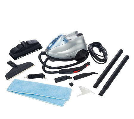Sharper Image Multi-Purpose Steam Cleaning System with Accessories