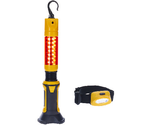Stanley 360 BarFlex Roadside LED Auto Flare and Headlamp