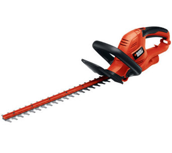 "Black & Decker 20"" Hedge Trimmer - V119547"