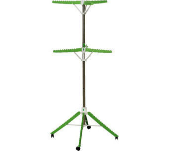 The Green Tree Foldable Heavy Duty Drying & Storage Rack - V33348