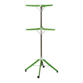 The Green Tree Foldable Heavy Duty Drying & Storage Rack
