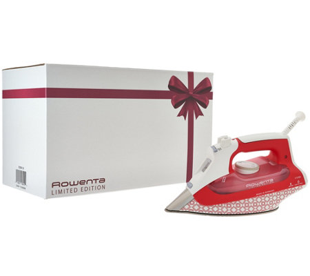 Rowenta 1715W Focus Steam Iron with Gift Box
