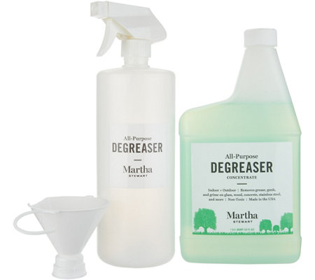 Martha Stewart All-Purpose Heavy-Duty Degreaser Concentrate