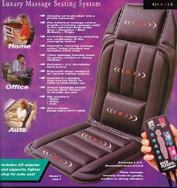 Homedics Back Pleaser Massager QVCcom