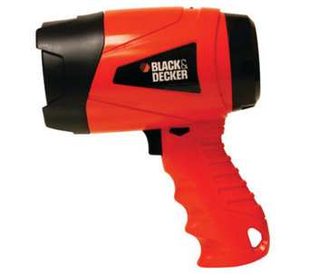 Black & Decker Alkaline LED Spotlight - V119549