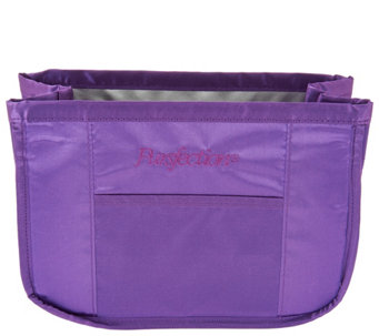 """As Is"" Pursfection Purse Organizer w/RFID Technology - V127149"