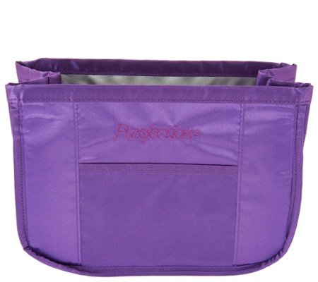 """As Is"" Pursfection Purse Organizer w/RFID Technology"