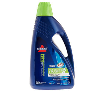 Bissell 2X Concentrated Pet Stain & Odor Cleaning Formula - V31449