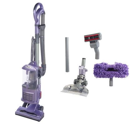 Shark Navigator Lift Away Upright Vacuum with Accessories Page 1