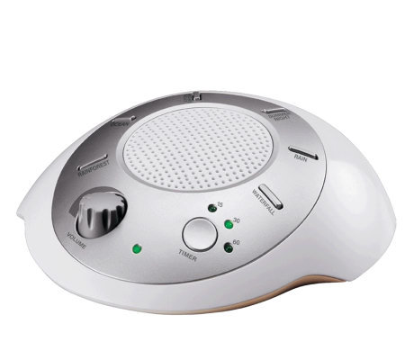 HoMedics SoundSpa with Six Natural Sounds