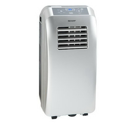 Sharp Library Quiet 10,000 BTU Portable Air Conditioner