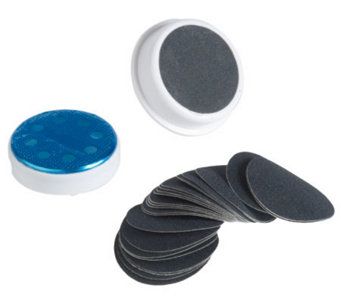 Ped-Pro Replacement Discs & Smoothing Pads - V30157