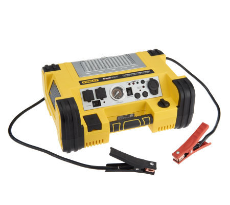 Stanley FatMax Professional 1000 Peak Amp Power Station w 500W Inverter