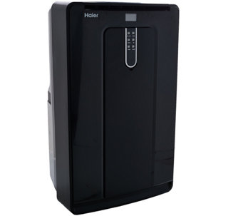 Haier 14,500BTU Dual Hose Portable Air Conditioner with Remote - V33957