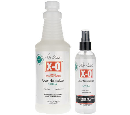 Don Aslett's Super-size 32oz Super Concentrated X-O Neutralizer