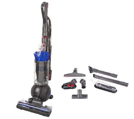 dyson dc65 multi-floor upright ball vacuum w/ attachments - page 1