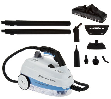 Eurosteam 1500 Watt Maximum Multi Steam Cleaner & Tools
