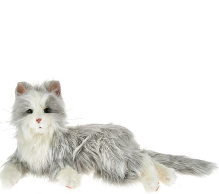 Hasbro's Lifelike Joy for All Companion Cat By: Hasbro