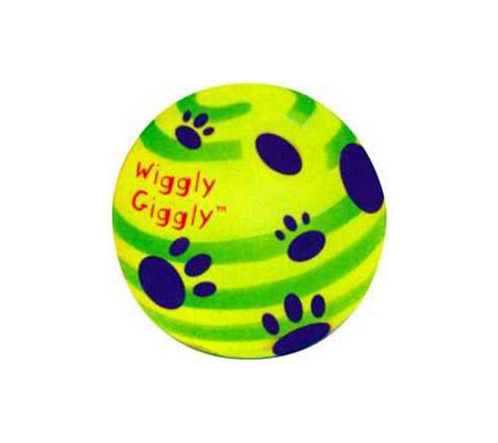 Small Wiggly Giggly Dog Ball